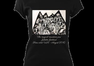 Juliette Goddard-t-shirt