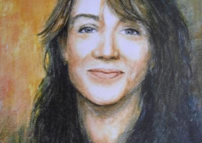 Sara---watercolours